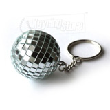 Disco Ball Keyrings