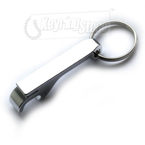 Rectangle Photo keyring