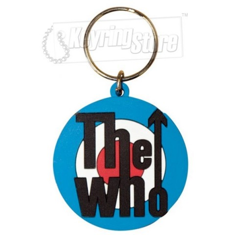The Who Keyring